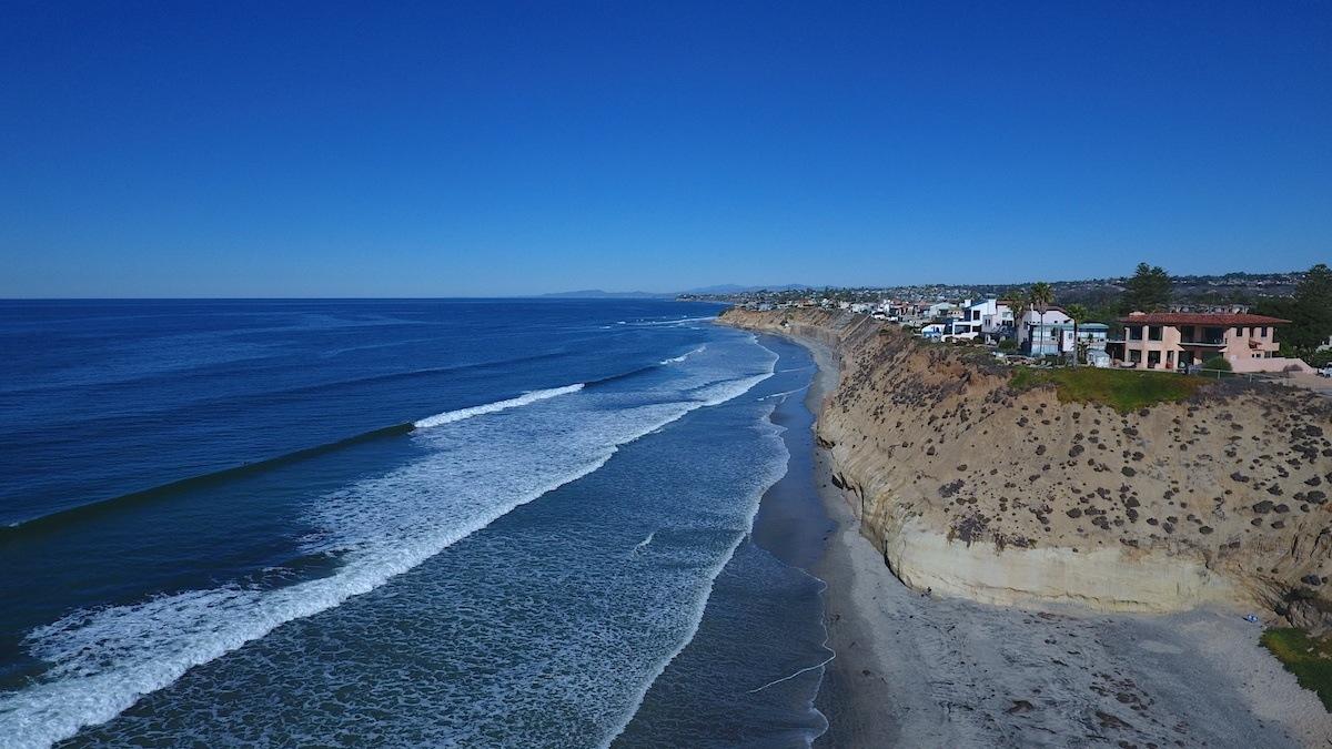 San Diego coast by MikesRoadTrip.com