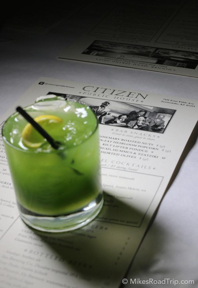 Citizen-menu-with-cocktail
