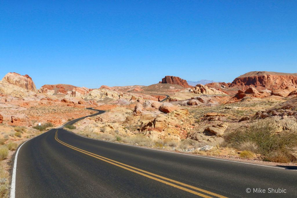 Valley of Fire State Park by MikesroadTrip.com
