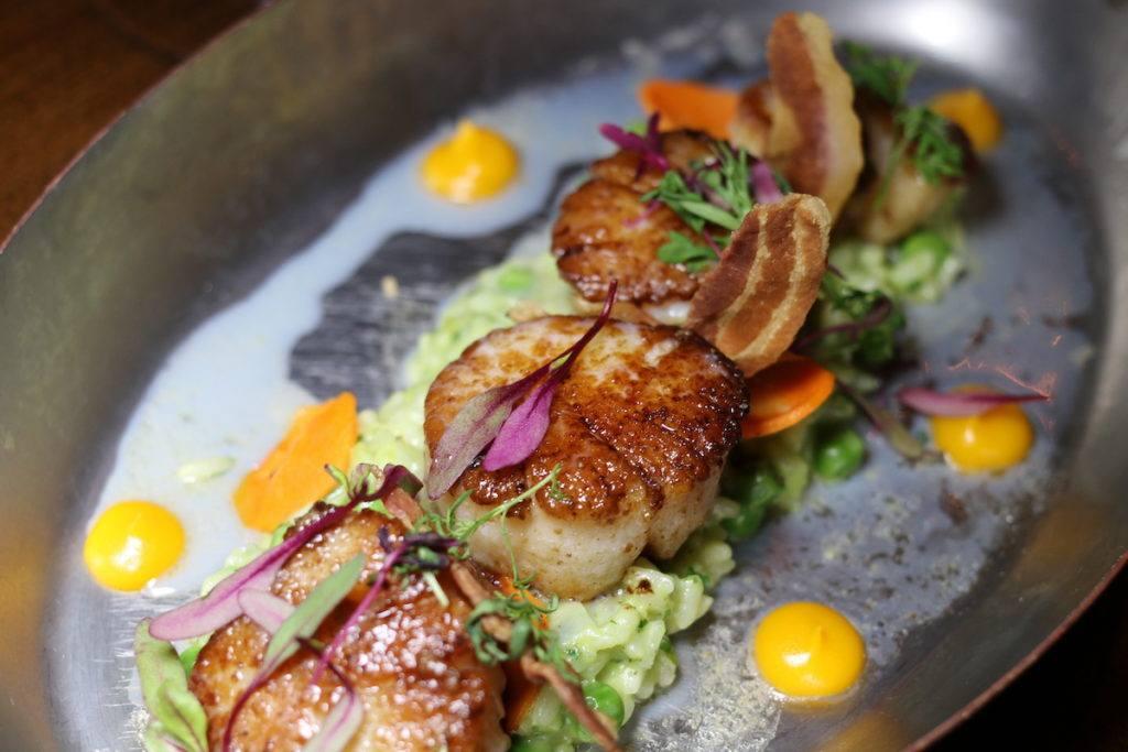 SeaScallops-Four-Seasons-Scottsdale-Talavera-restaurant by Mike Shubic of MikesRoadTrip.com