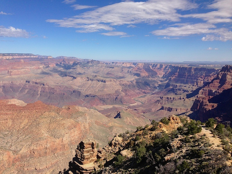 Grand Canyon is one of the top places to visit in Arizona - Photo by: Mike Shubic of MikesRoadTrip.com