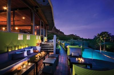 Edge Lounge at Sanctuary Resort in Scottsdale