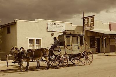 Tombstone Arizona
