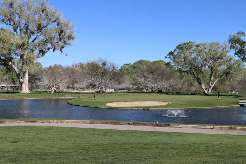 Golf Course at Tubac Golf Resort