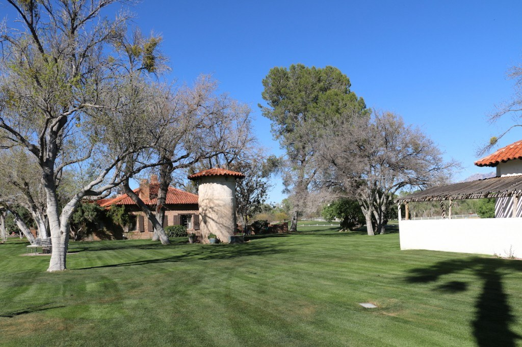 Grounds at Tubac Golf Resort