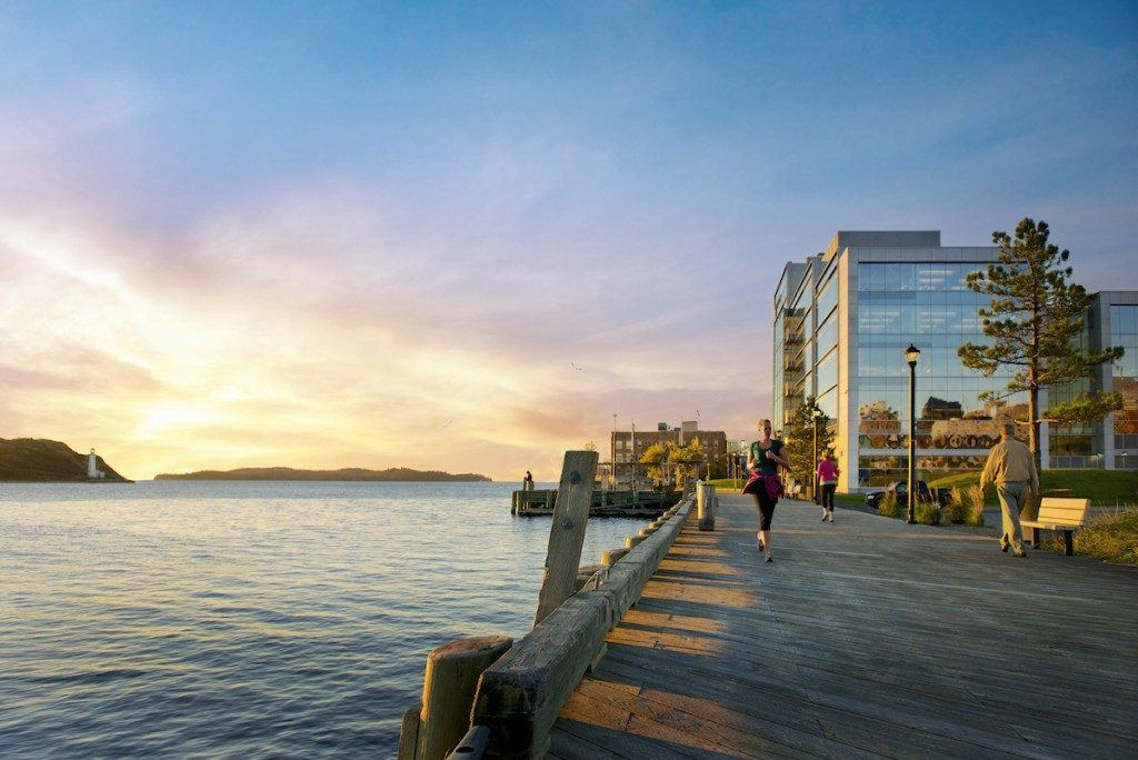 downtown Halifax is one of the Top-10 Places to visit in Nova Scotia Canada