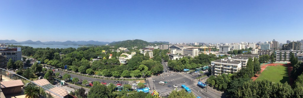 Wyndham Grand Plaza Royal in Hangzhou, China