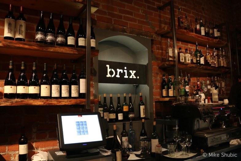 Brix Wine Bar in Flagstaff by MikesRoadTrip.com