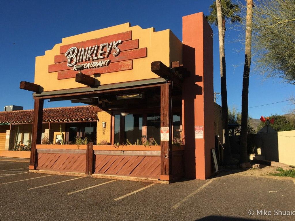 Binkleys exterior by MikesRoadTrip.com