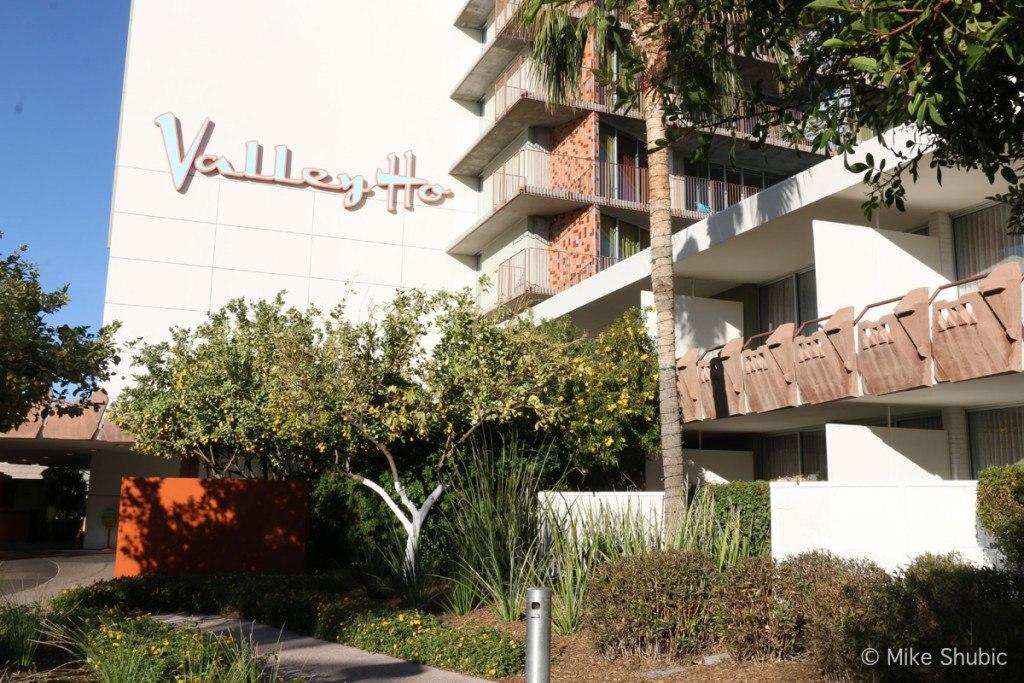 Hotel Valley Ho in Scottsdale Arizona
