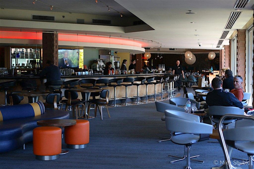 ZuZu Lounge at Hotel Valley Ho Scottsdale