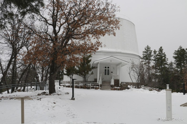 Lowell Observatory in Flagstaff by MikesRoadTrip.com