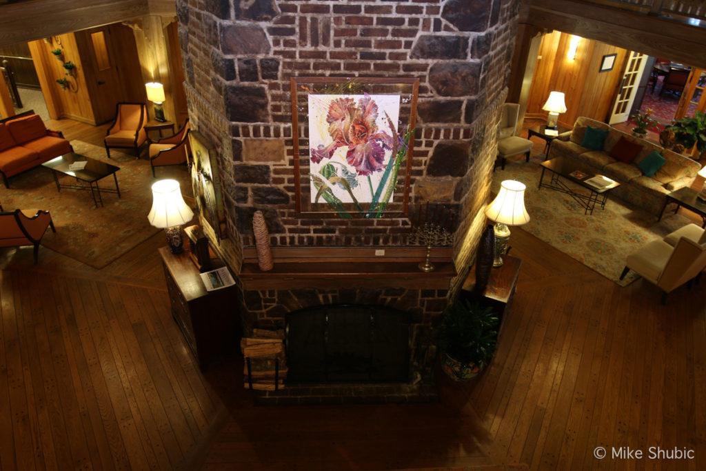 Inside the Grand Hotel loby by MikesRoadTrip.com