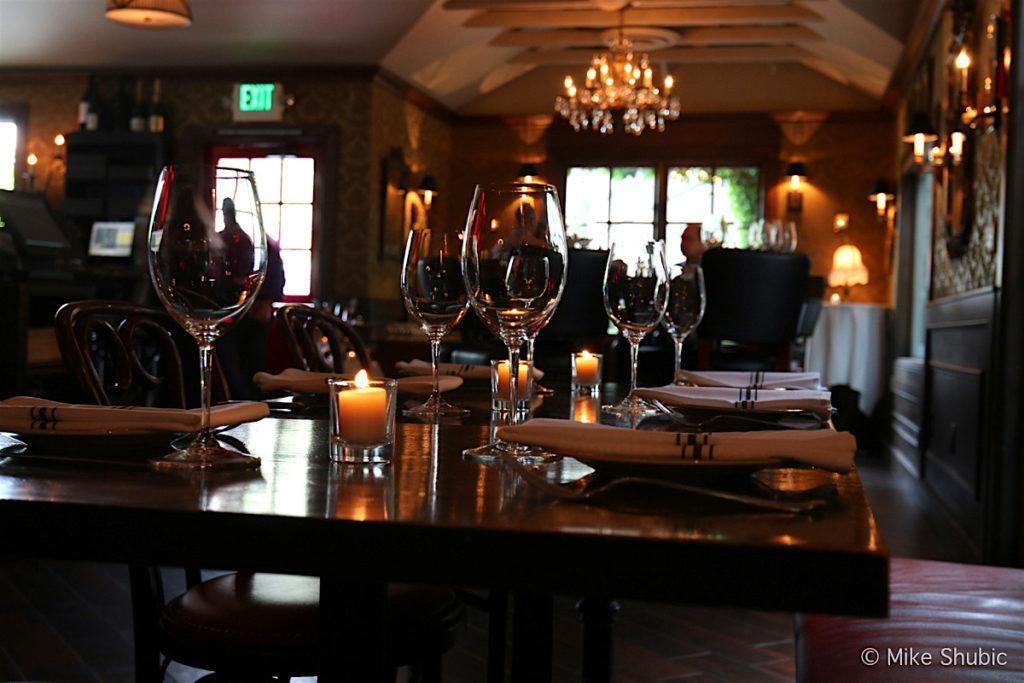 Inside the House Brasserie in Scottsdale by MikesRoadTrip.com