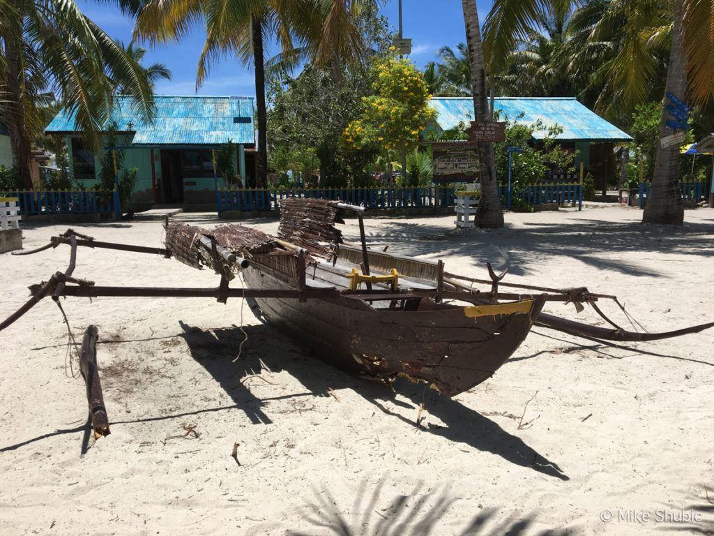 Raja Ampat fishing village