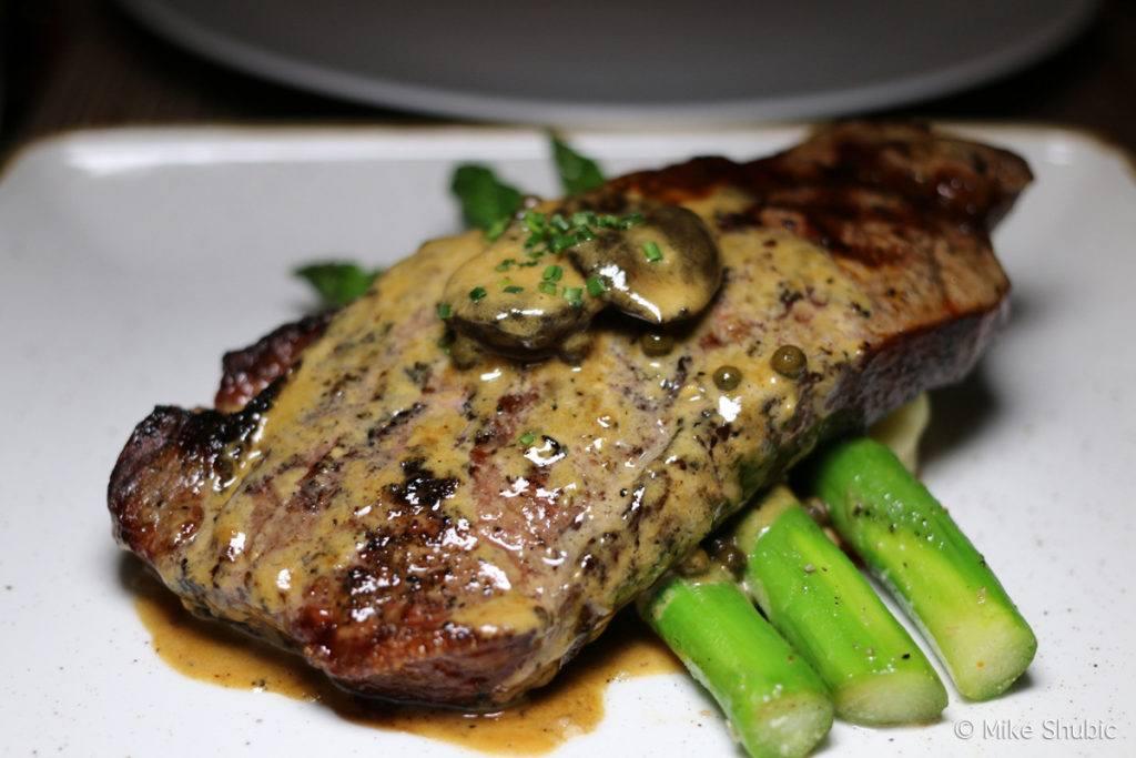 Prado NY Stripe Steak - Photo by: MikesroadTrip.com