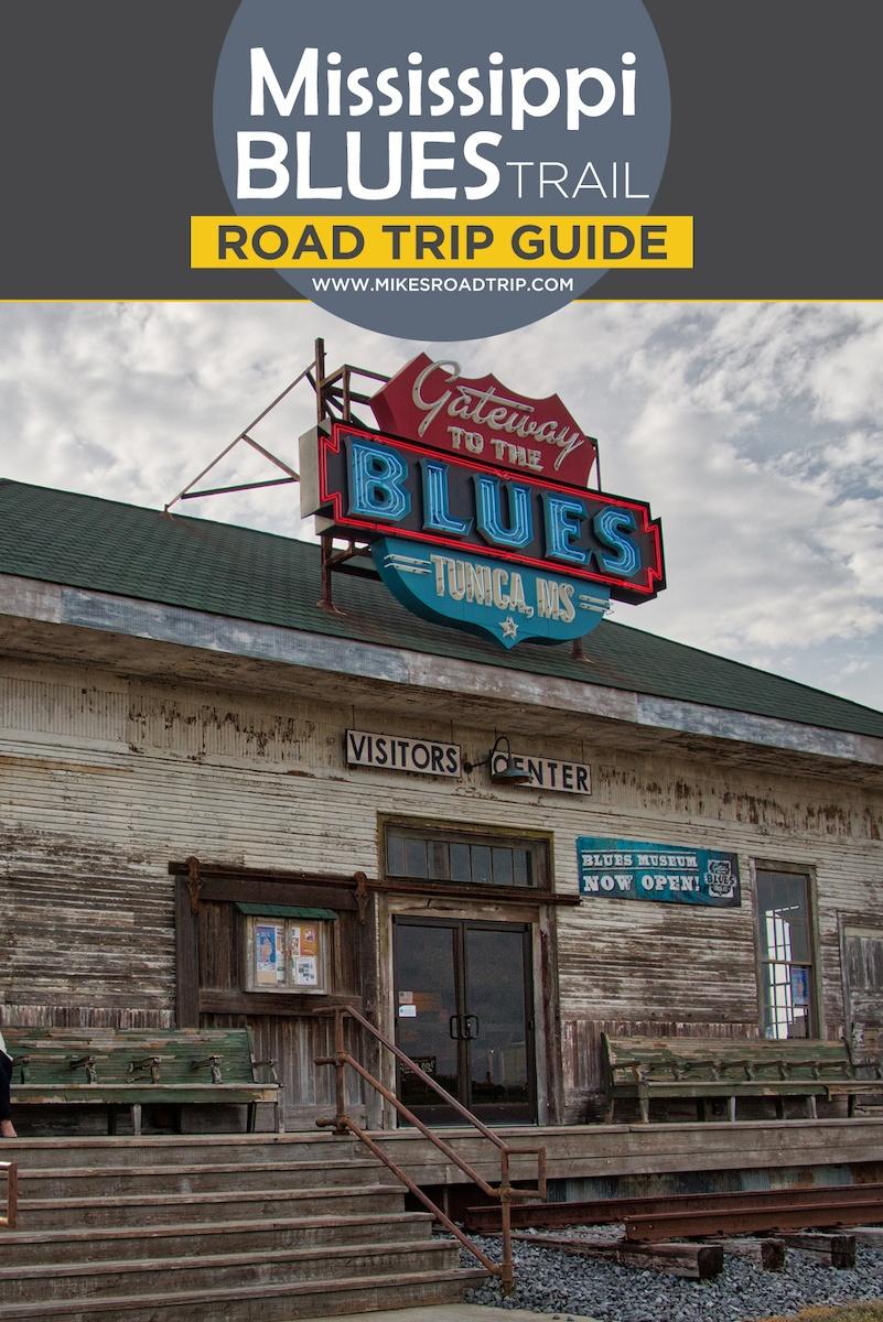 MS Blue Trail Road Trip Guide