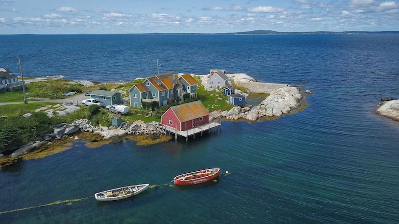 Peggys Cove by MikesRoadTrip.com