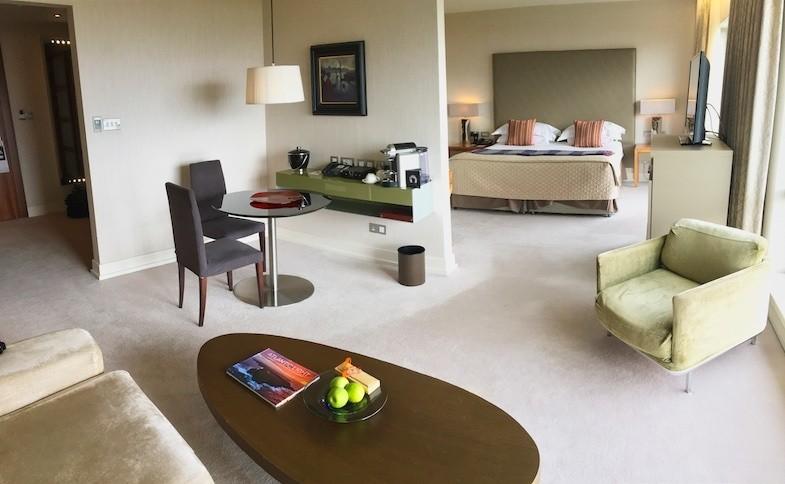 Aghadoe Heights suite