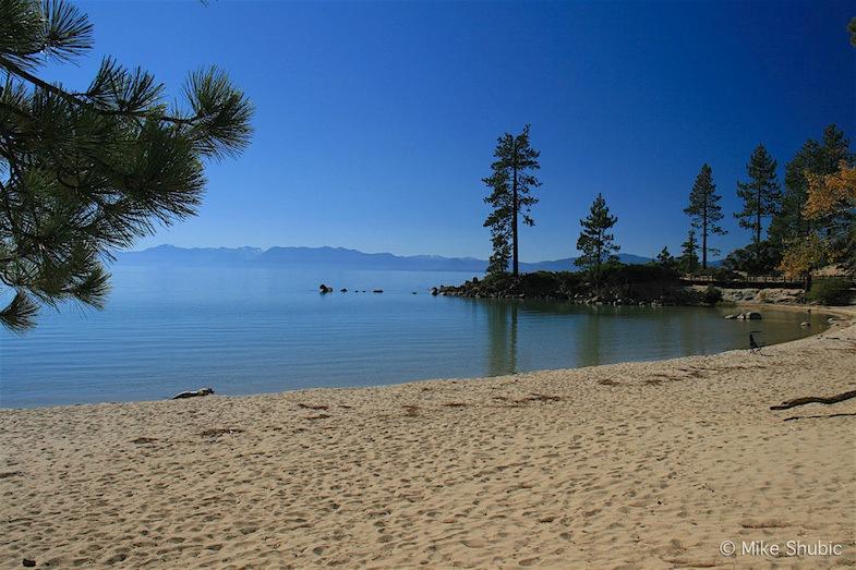 Lake Tahoe paddleboard destinations