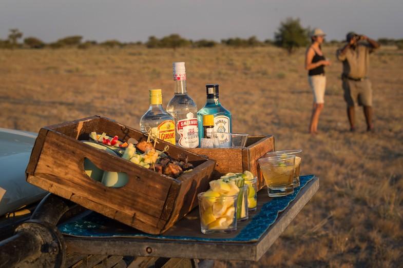 Kalahari safari in Botswana