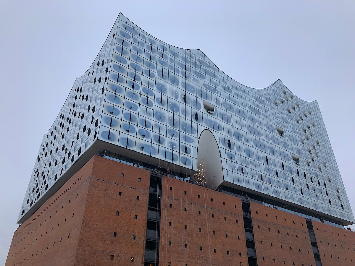 The Westin Hamburg is worthy of being on this bucket list for lodging of the best hotels. Photo by MikesRoadTrip.com