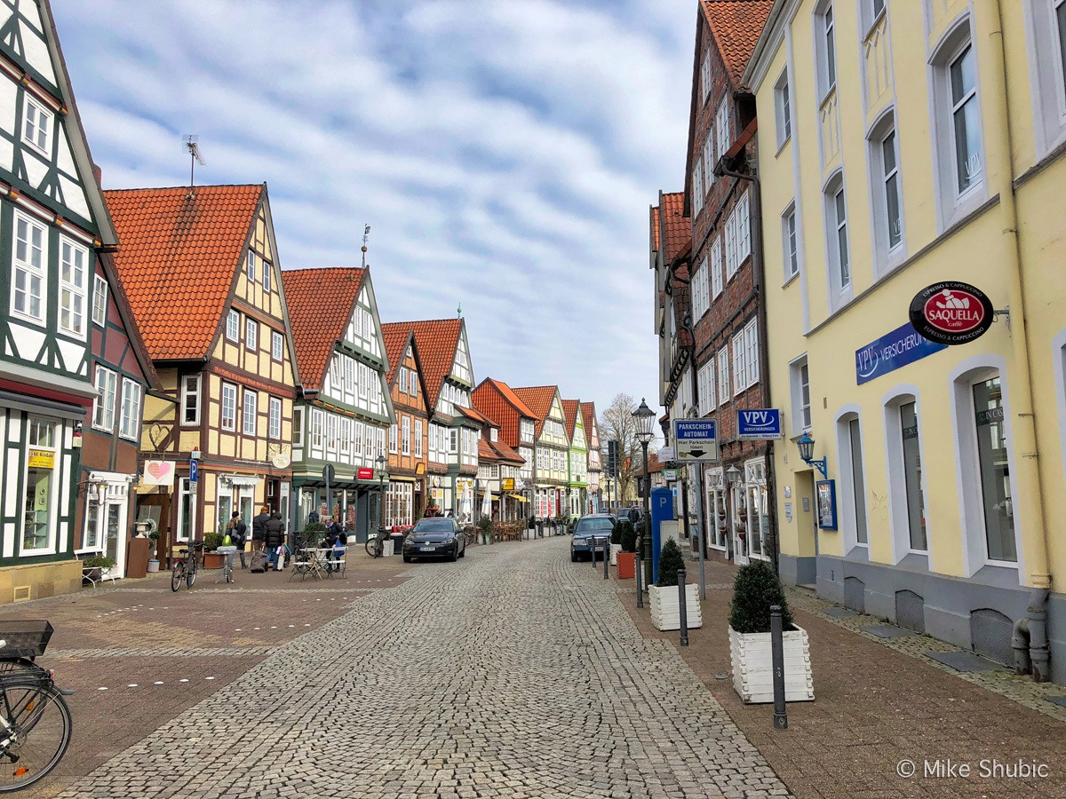 Celle is one of the most remarkable places to visit in Germany - Photo by: Mike Shubic of MikesRoadTrip.com