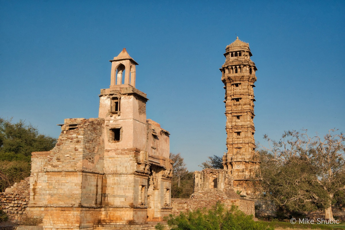 Chittorgarh Fort by Mike Shubic of MikesRoadTrip.com