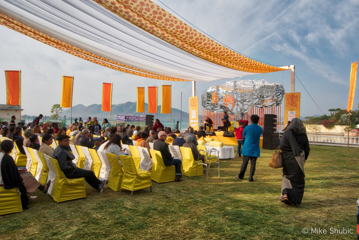 Udaipur Music Festival by MikesRoadTrip.com
