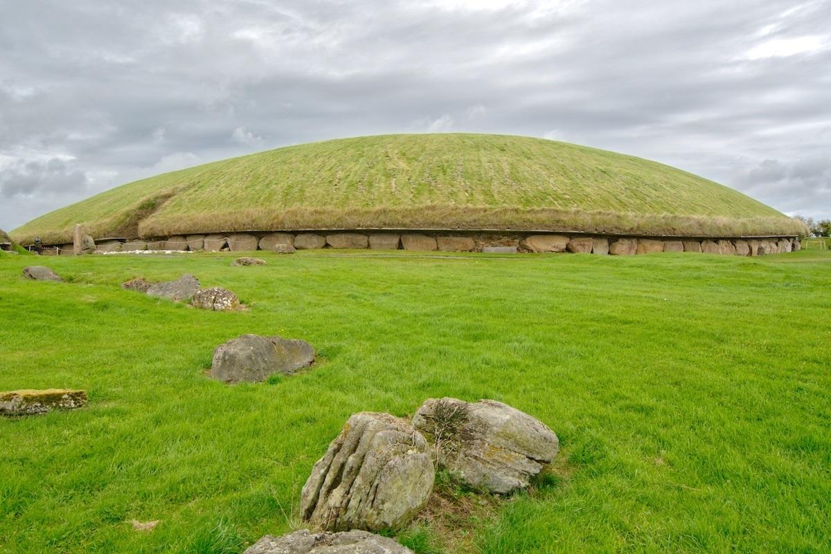 Brú na Bóinne in Ireland's Ancient East by MikesRoadTrip.com
