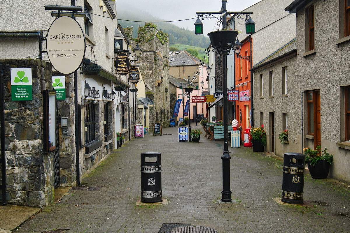Carlingford is the start of Ireland's Ancient East