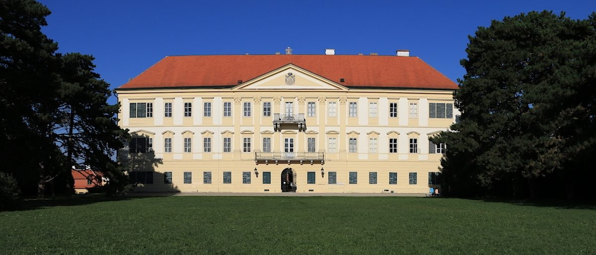 Valtice Chateau and the Czech Republic Wine Salon by MikesRoadTrip.com
