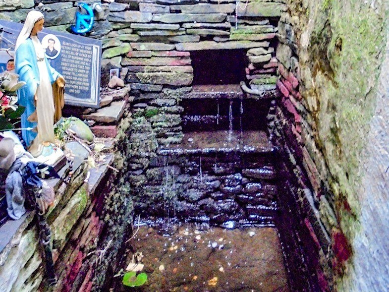 St Brighids Holy Well Liscannor