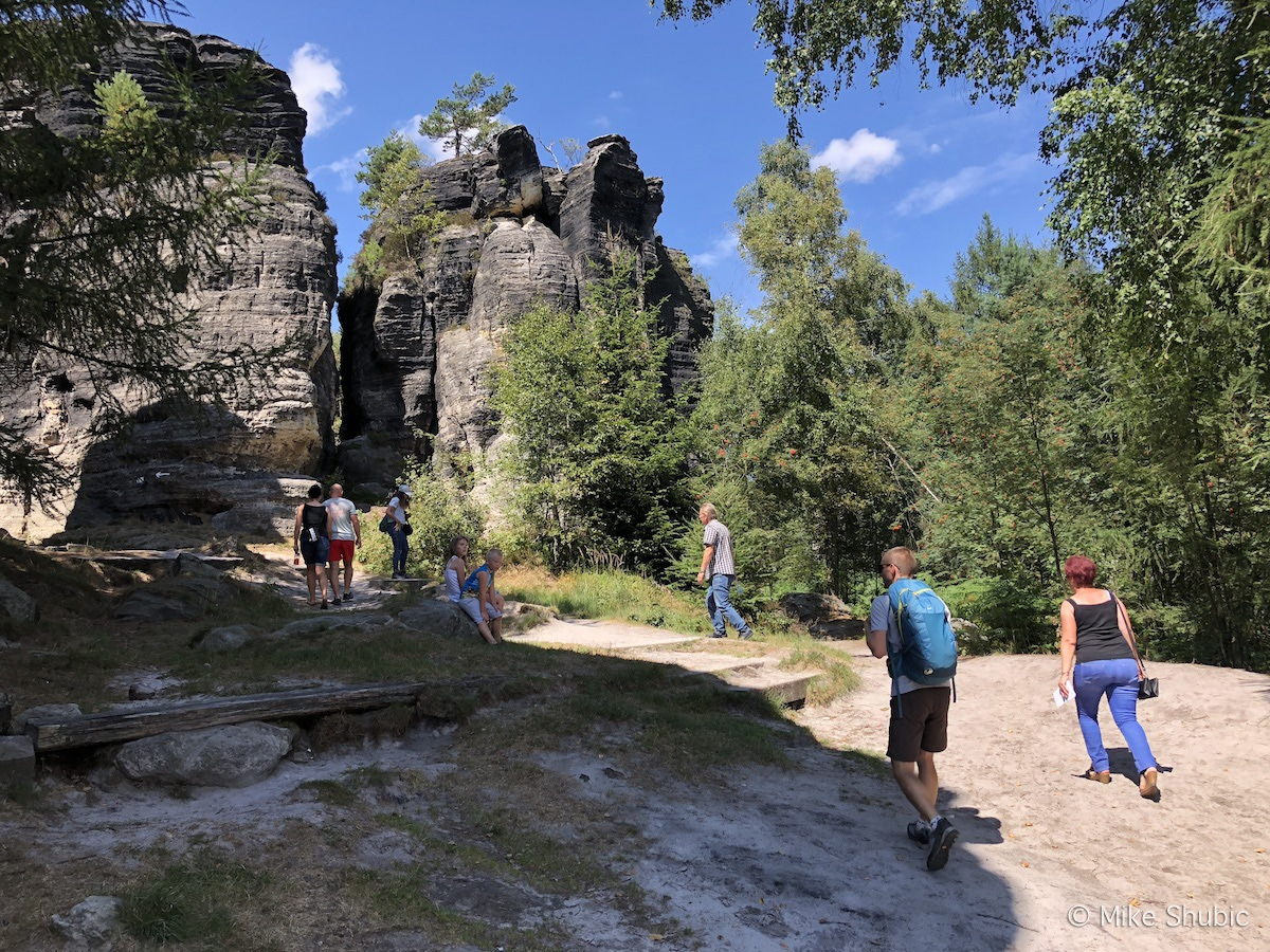 Bohemian Switzerland with Northern Hikes by MikesroadTrip.com