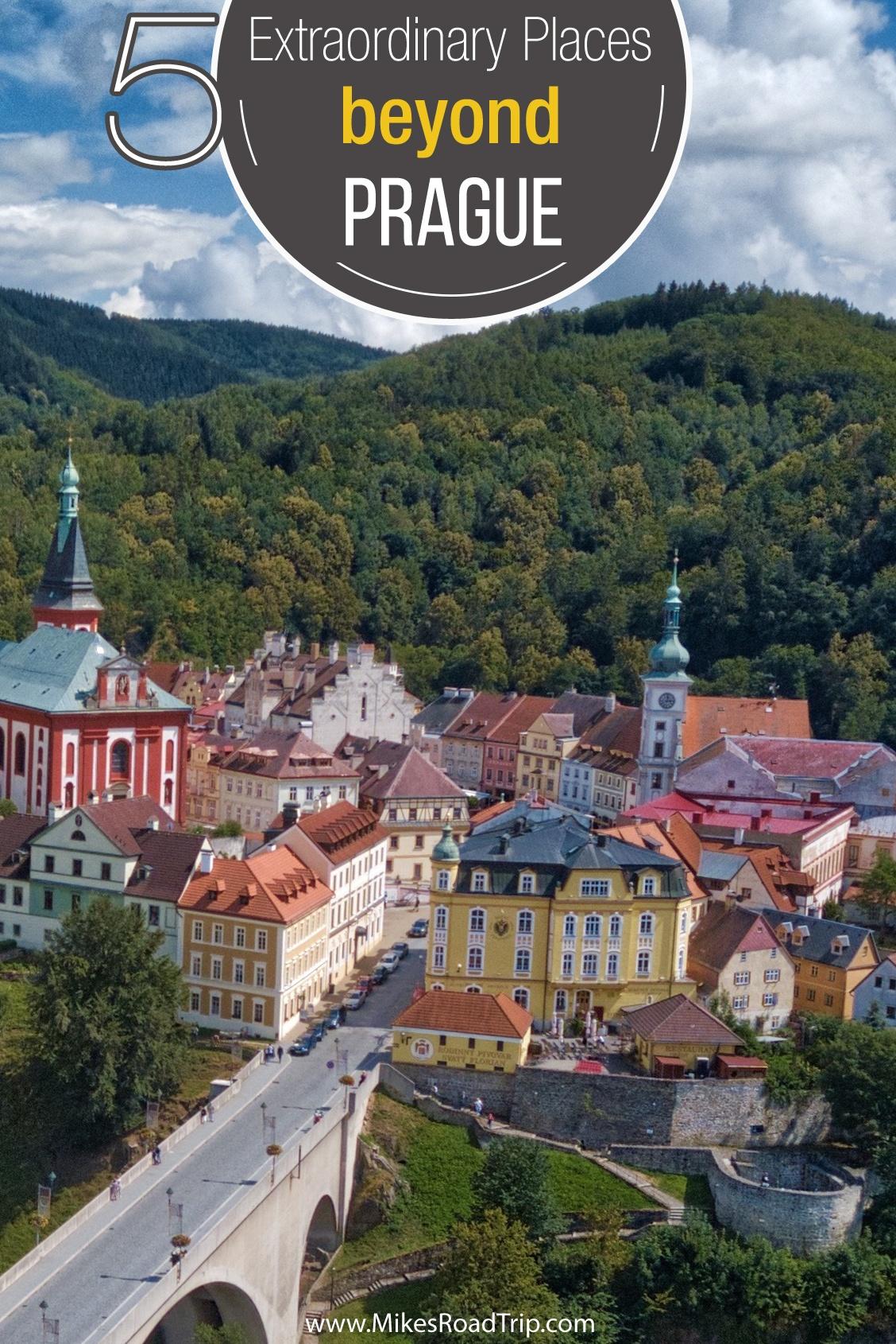 5 Extraordinary Places Beyond Prague by MikesRoadTrip.com