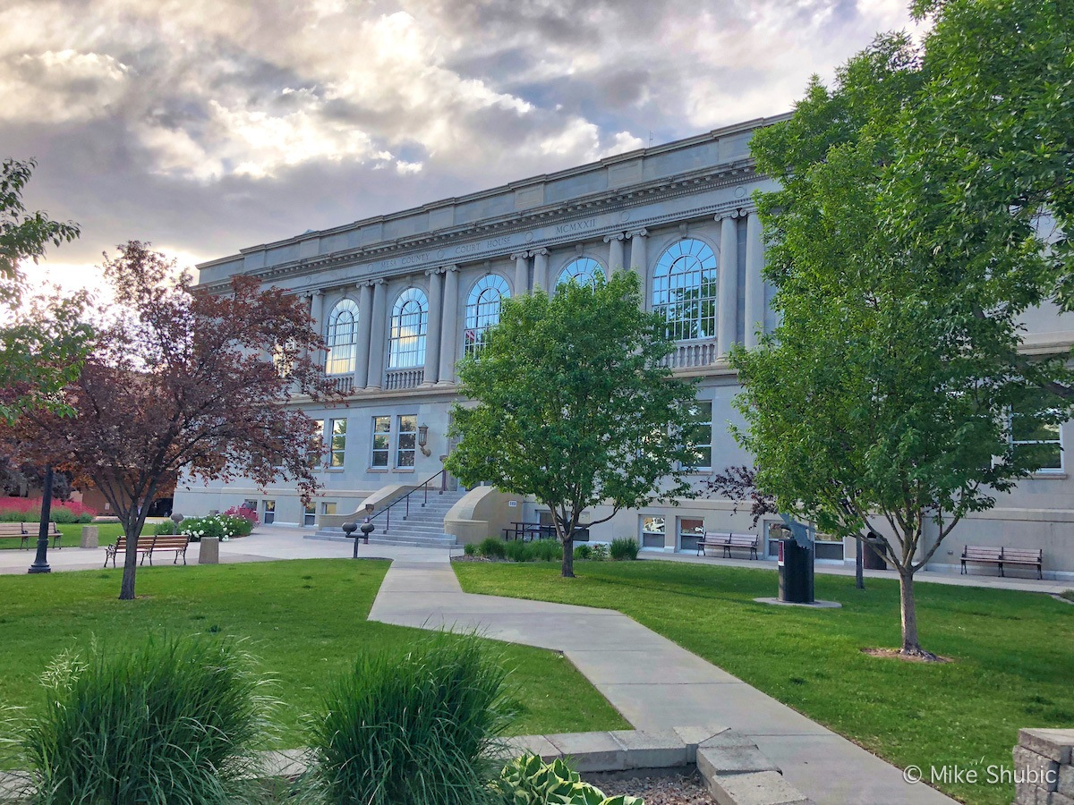 Grand Junction courthouse by MikesRoadTrip.com
