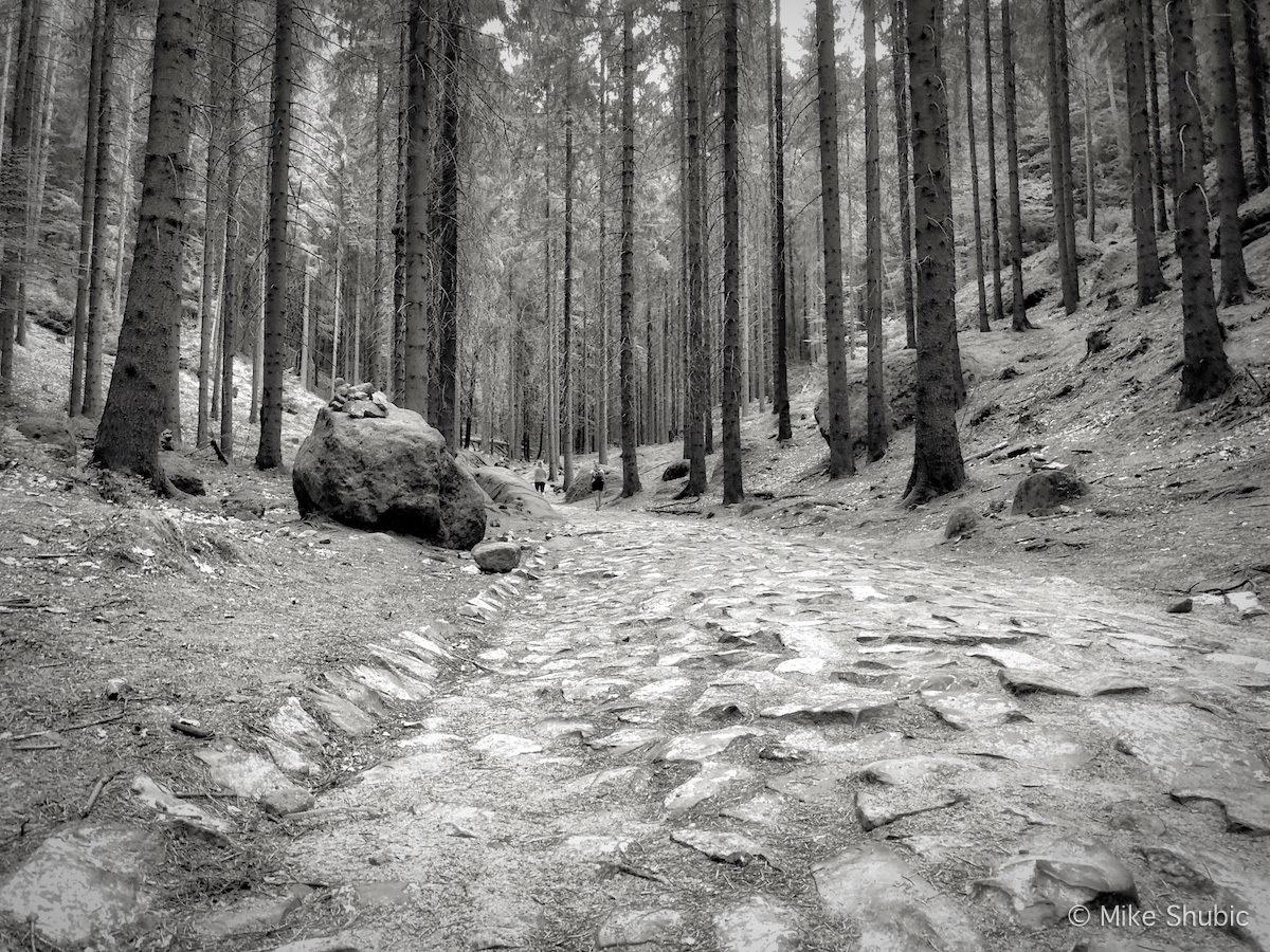 Possible gravestone rocks by MikesRoadTrip.com