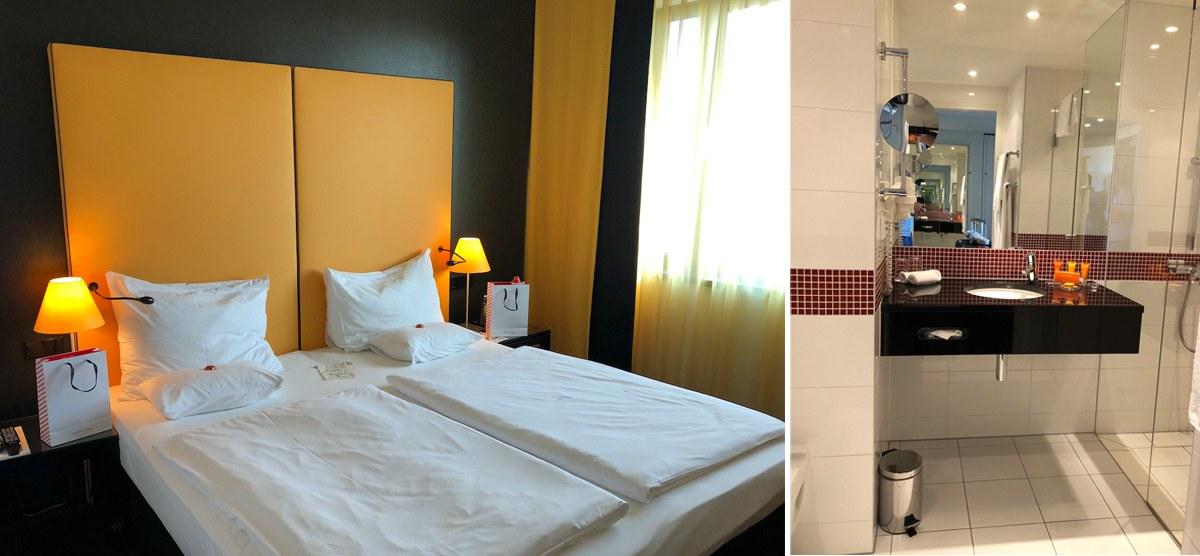 Room at Vienna House Easy KATOWICE by MikesRoadTrip.com