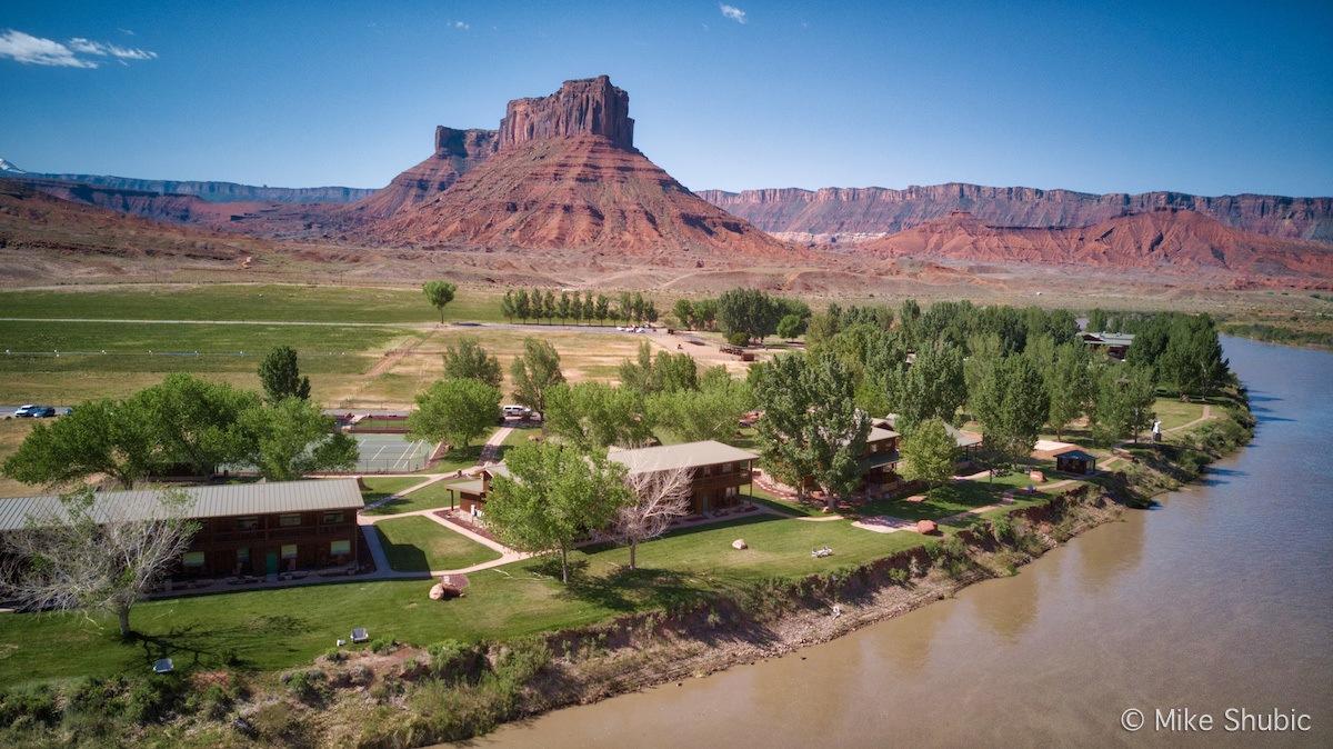 Soreal Ranch aerial by MikesRoadTrip.com