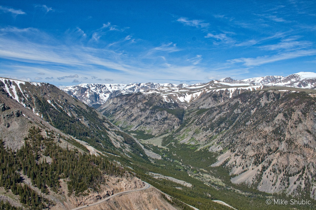 Bearthooth Highway in Montana is one of the most scenic roads in the world. Photos by: MikesRoadTrip.com