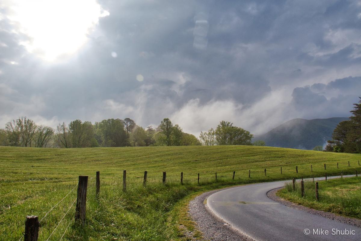 Blue Ridge Parkway by MikesRoadTrip.com