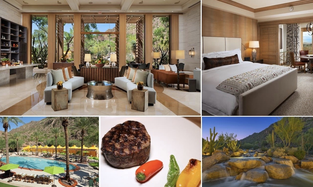 Bucket List Hotels - Canyon Suites by MikesRoadTrip.com
