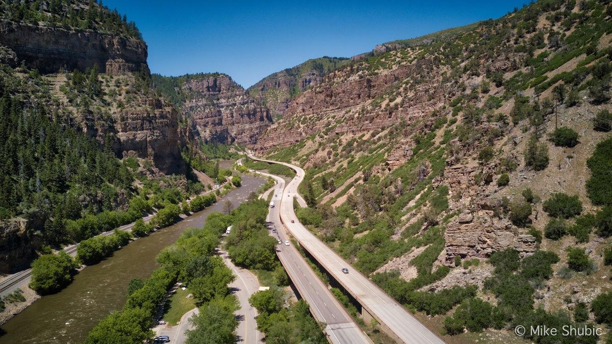 Grand Junction CO I-70 by MikesRoadTrip.com