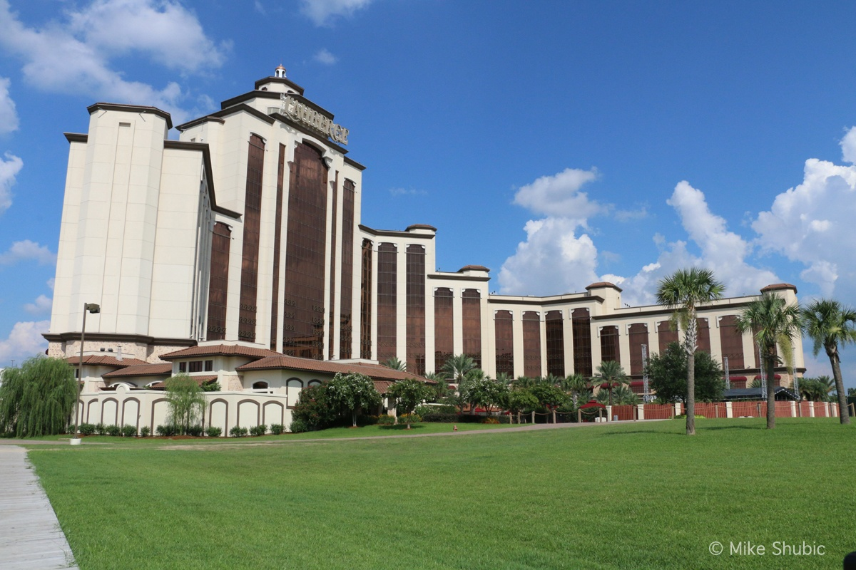 bucket list for lodging of best hotels in the world - L'auberge Casino Resort in Lake Charles, Louisiana by MikesRoadtrip.com