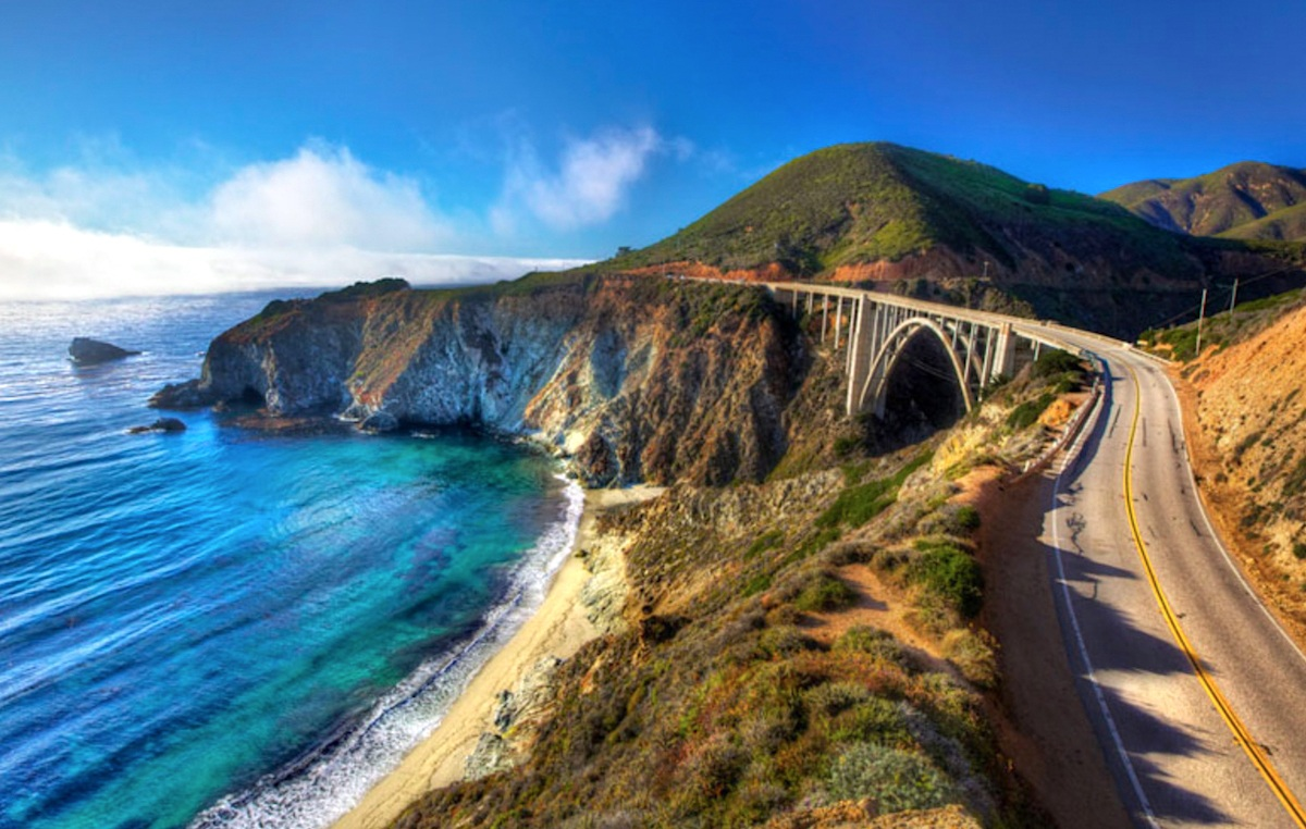 Pacific Coast Highway one of the most scenic roads in the world