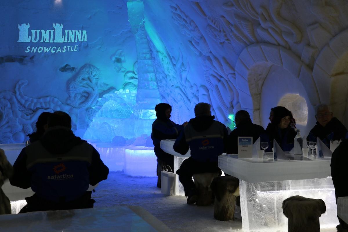 Hotels Bucket List - Snow Castle in Kemi, Finland by MikesRoadTrip.com