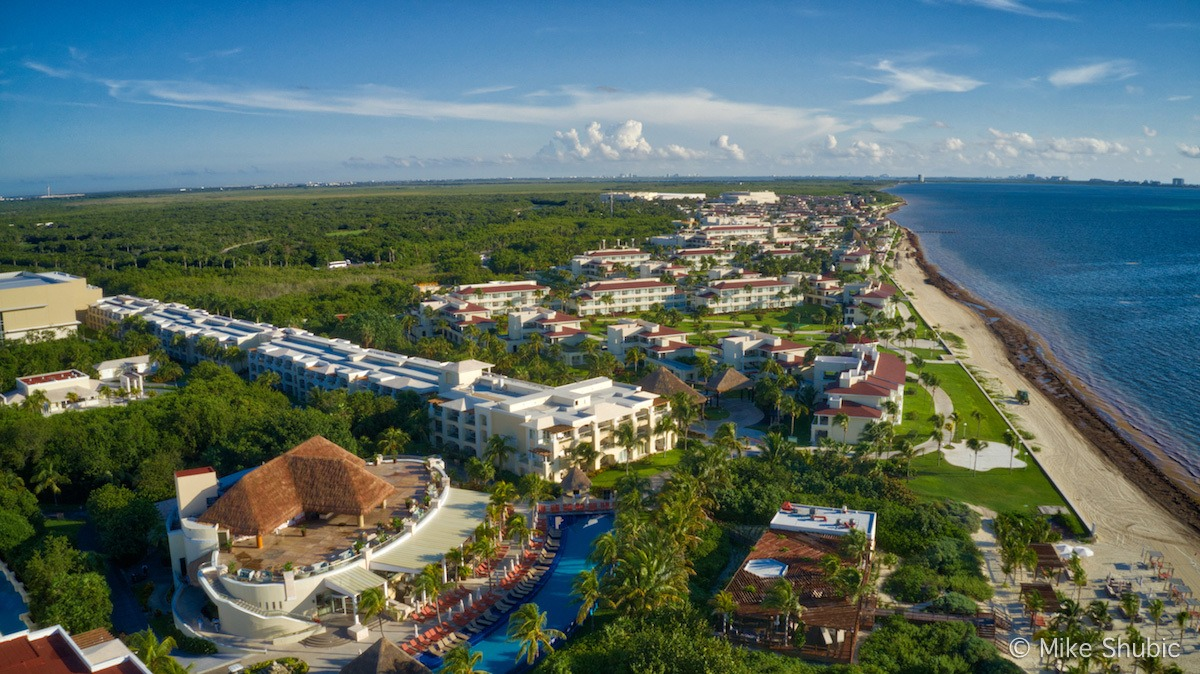 The Grand at Moon Palace offers All-Inclusive Indulgence