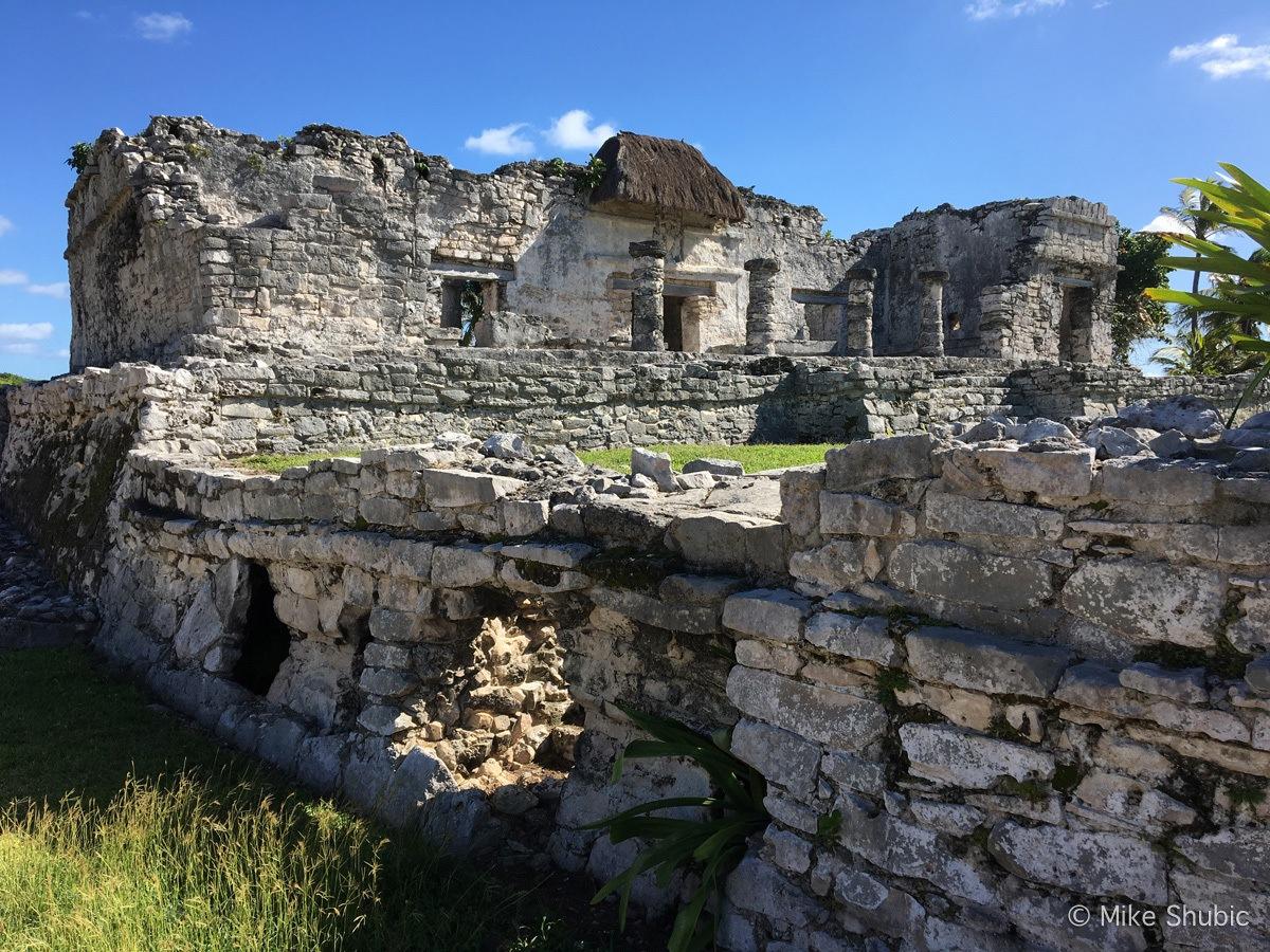 Tulum Ruins in Quintana Roo by MikesRoadTrip.com
