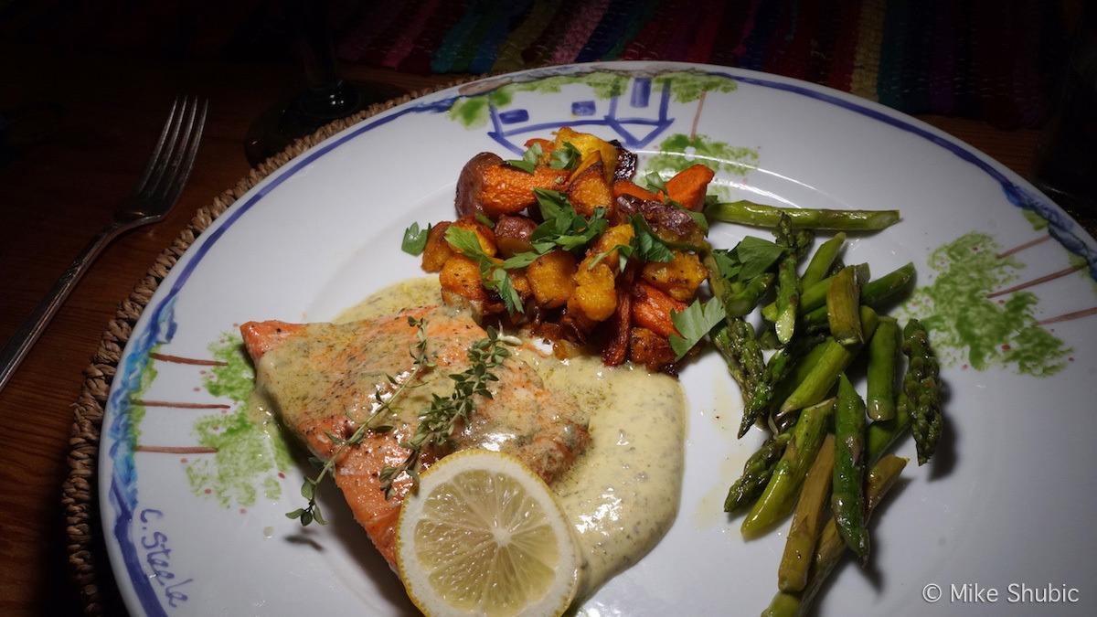 dinner at Aravaipa Farms by MikesRoadTrip.com