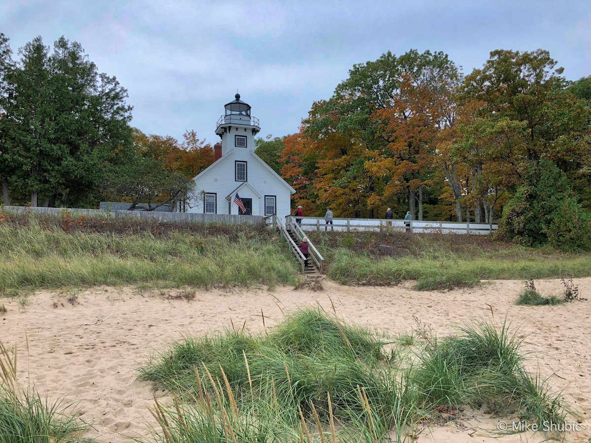 Old Mill Lighthouse by MikesRoadTrip.com